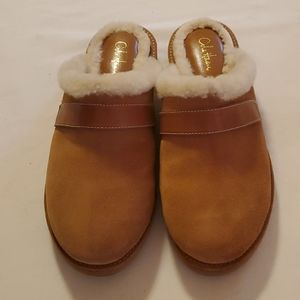 Cole Haan Nike Air slip on mules size 7.5B